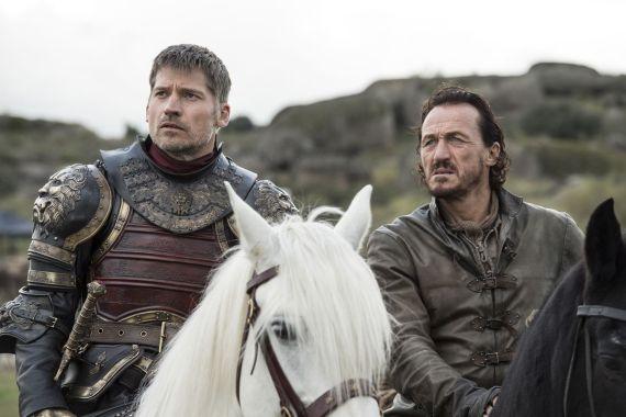 Bronn e Jamie